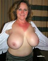 Busty real milf