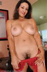 More Classic Hairy Milf Persia from All Over 30