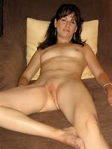 Brunette MILF Amateur Wife Nonny Nude and Spread for Us - Nonny Pussy ...