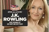 Mature J K Rowling