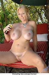 Big TitsPicture-Hot Blonde MILF