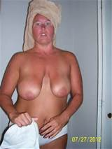 MILF Shower Dare